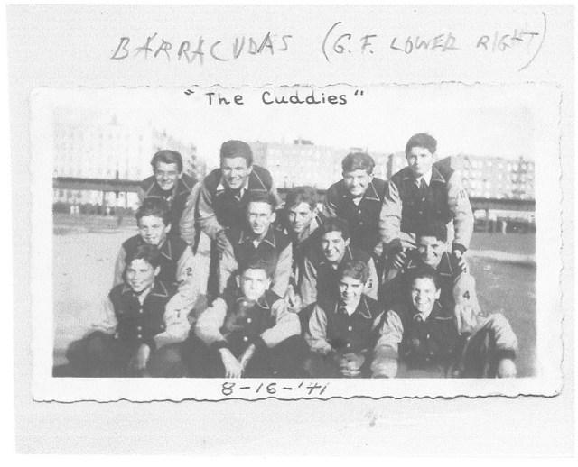 Barracudas 1941 box 1