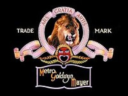 "One of the MGM lions. This one is named Tanner, although he was known, like the others, as ""Leo the Lion."" Tanner was featured as the MGM lion from 1934 to 1956, and in the 1960s. Source: Wikipedia. Originally sourced from the film Easter Parade (1948). Image reduced significantly from original size."