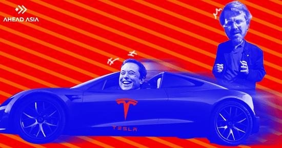 ผู้ก่อตั้ง Tesla