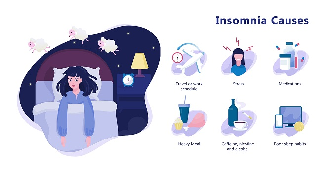 11 Useful Ways to Overcome Insomnia and Fight Anxiety