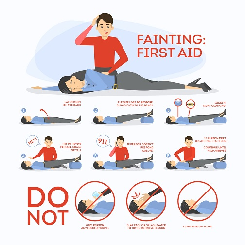 12 Easy Ways to Stop Fainting or Passing Out and Fight anxiety