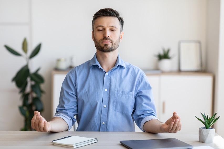 Practice stress-relieving activities