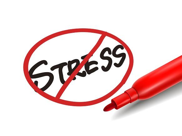 Decreasing stress or anxiety