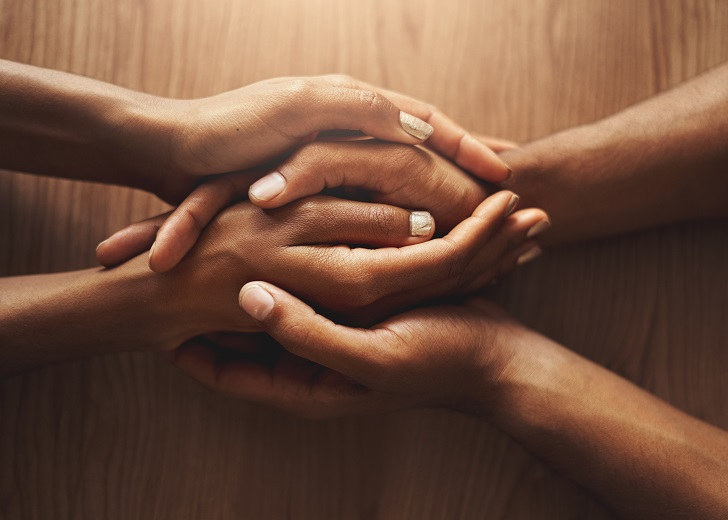 Get in touch with compassion