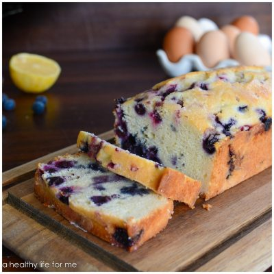 Lemon-Blueberry Bread