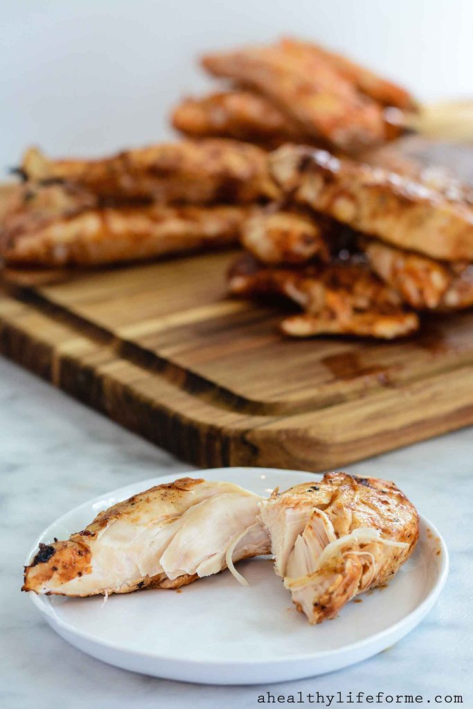 Perfect Barbecue Chicken that is moist and delicious everytime   ahealthylifeforme.com