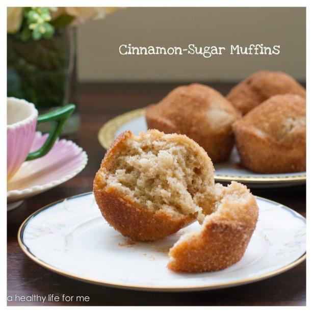 Cinnamon Sugar Muffins 2