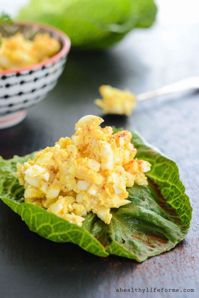 Perfect Egg Salad-6