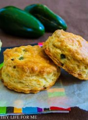 Jalapeno Sharp Cheddar Biscuits