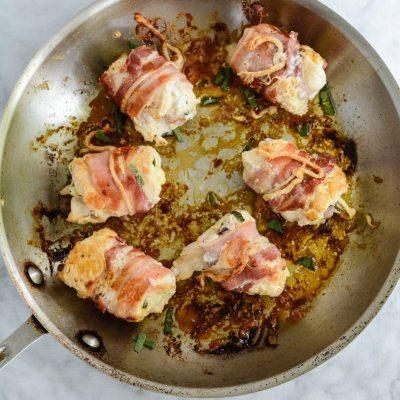 Chicken Roulades with Sage {gluten free}