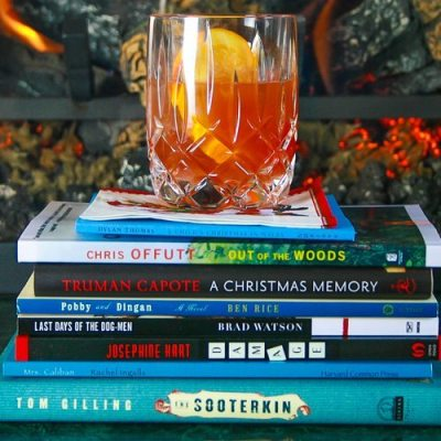 Cocoa Old-Fashioned and a Good Book