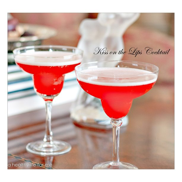 Kiss on the Lips Cocktail Recipe