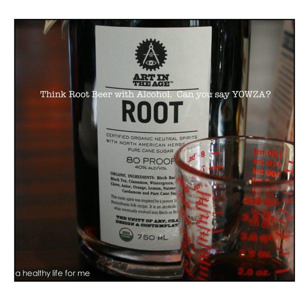 Rootini Cocktail