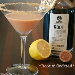 Rootini Cocktail