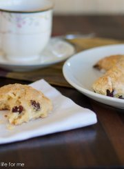 Cranberry Orange Scones-5