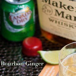 Bourbon Ginger Cocktail