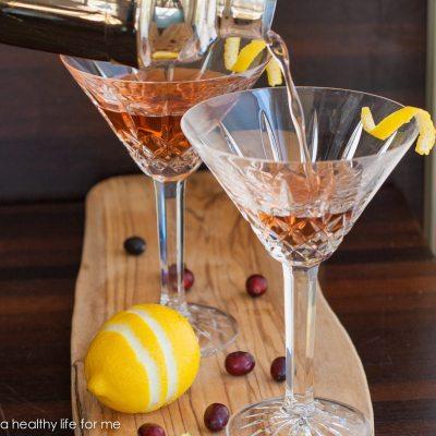 Dublin Appletini Cocktail