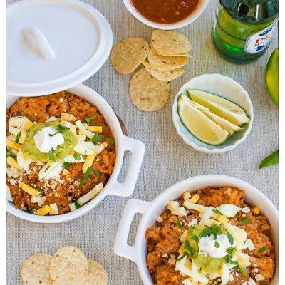 Chipotle Pork Burrito Bowls