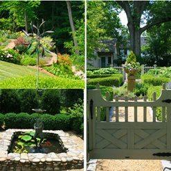 Garden Tour; Tomato and Perennial Care