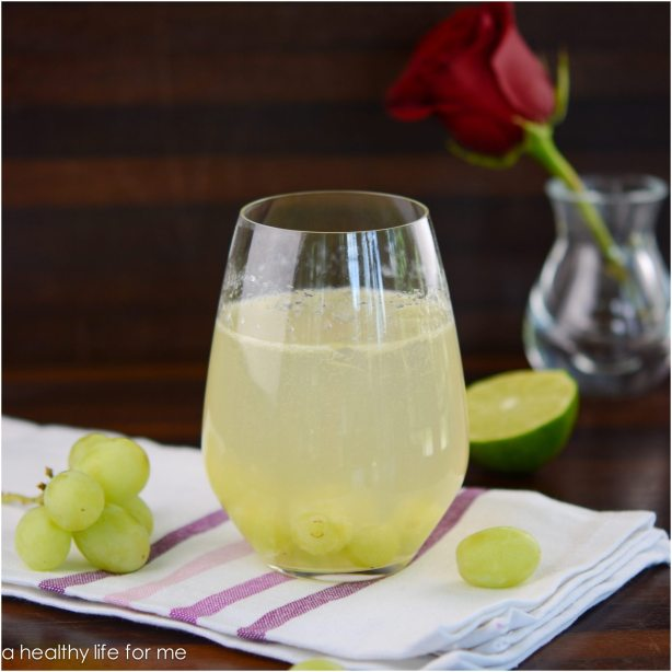 Tequila Grapes St. Germain