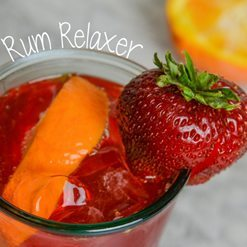 Rum Relaxer Cocktail