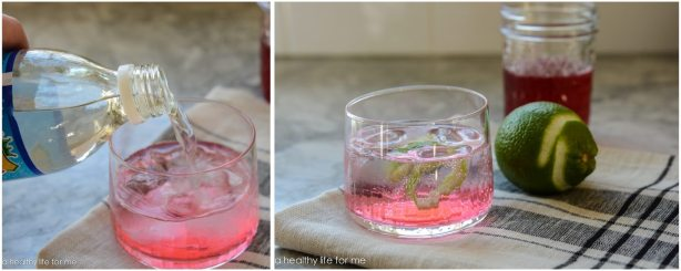 Cranberry Vodka Spritzer Recipe for holidays