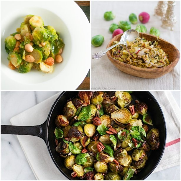 Thanksgiving Brussels Sprout Side