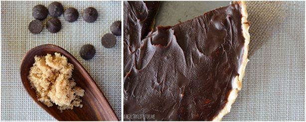 Chocolate Honey Caramel Tart3