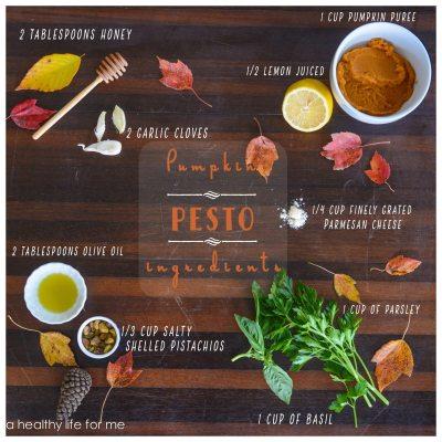 Pumpkin Pesto