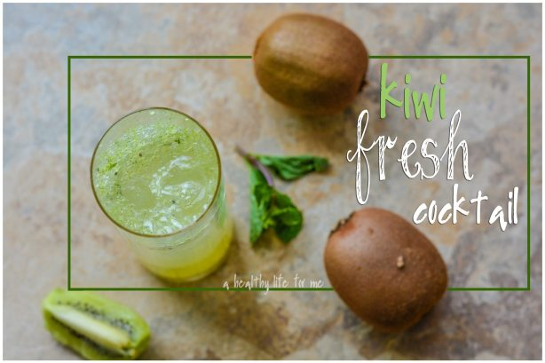 Kiwi Fresh Cocktail Recipe