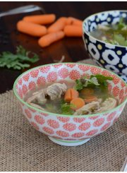 Lentil Kale Chicken Soup 1