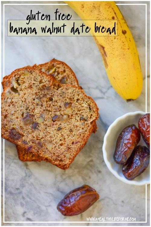 Gluten Free Banana Walnut Date Bread 3 copy