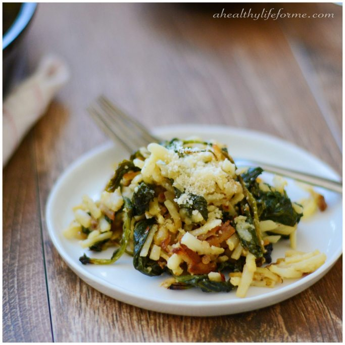 Gluten Free Potato Kale Frittata Recipe
