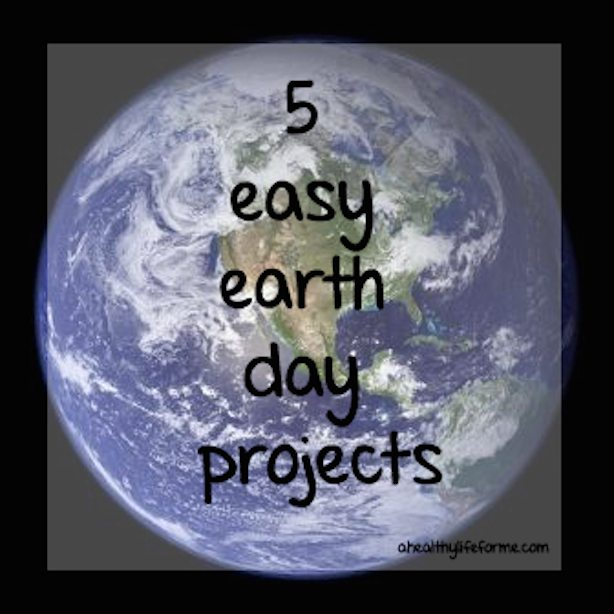 5 Easy Earth Day Craft Ideas