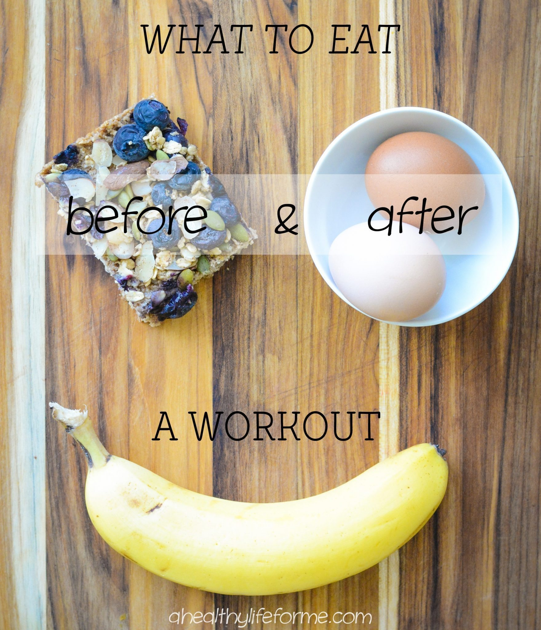 Knowing When And What To Eat Before And After Your Workout Can Make A  Difference In