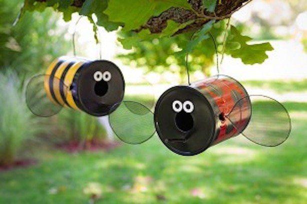 Buggy Bird feeder Craft 5 Easy Earth Day Craft Ideas