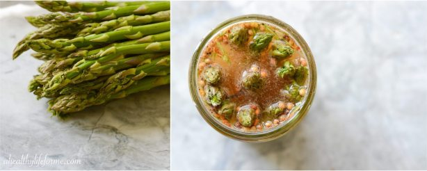 Pickled Asparagus for Bloody Mary Recipe for Mother's Day