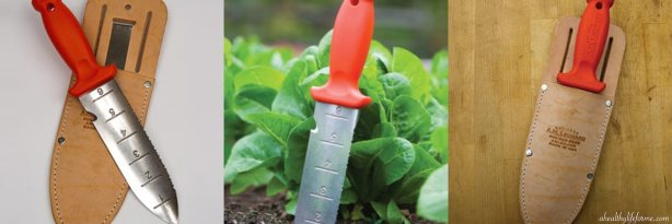 Hori-Hori Gardening Tool You will Love | ahealthylifeforme.com