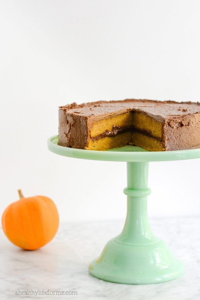 http://ahealthylifeforme.com/paleo-pumpkin-maple-cake/