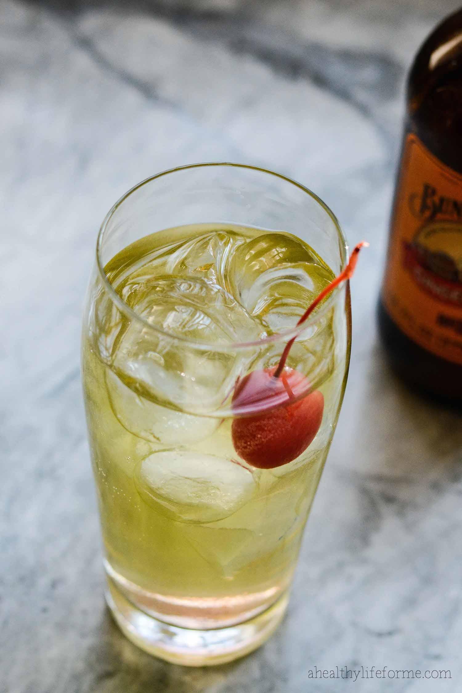 Cocktail me ginger