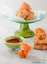 Gluten Free Sweet Potato Tater Tot Recipe   ahealthylieforme.com