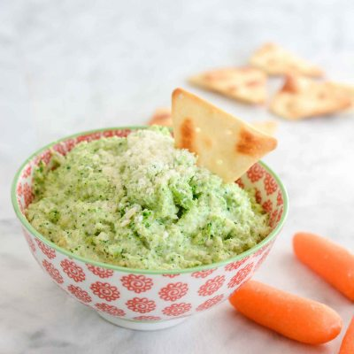 Broccoli Pesto Dip
