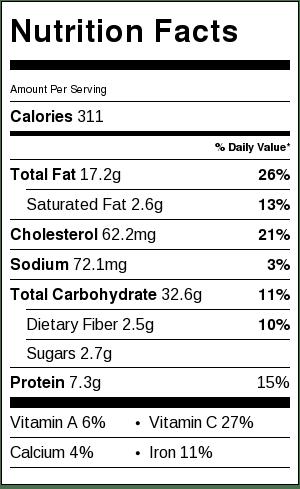 Spring Rice Salad Healthy Recipe Clean Eating   ahealthylifeforme.com