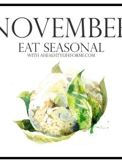 Seasonal Produce Guide for November
