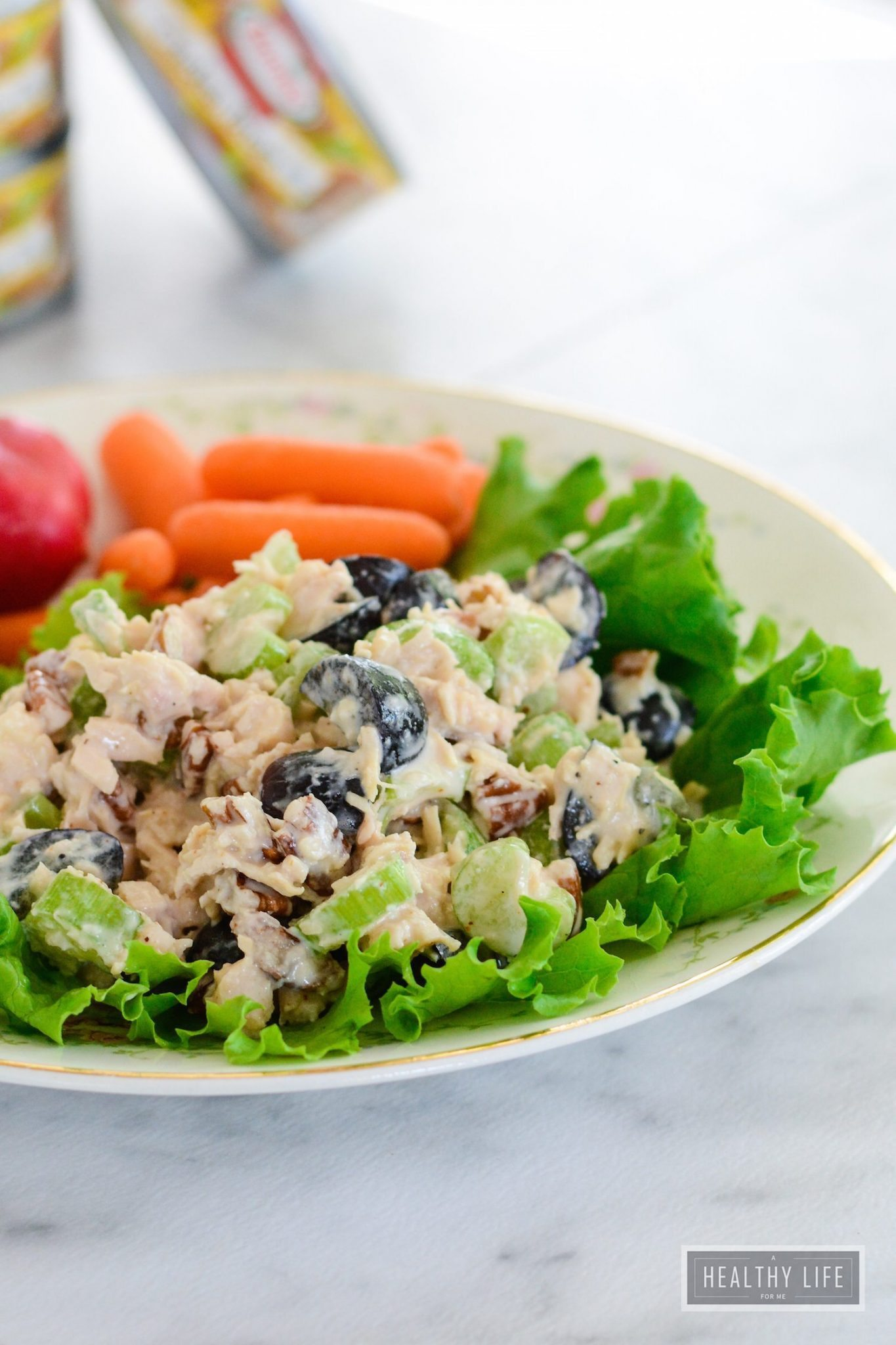 Easy chicken salad recipes nzx