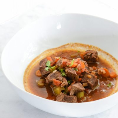 Paleo Lamb Stew