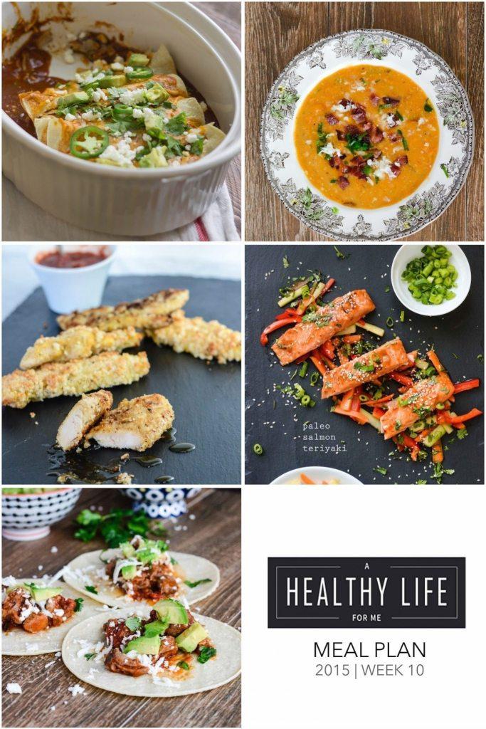 Meal Plan Week 10   ahealthylifeforme.com