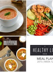 Meal Plan Week 12_