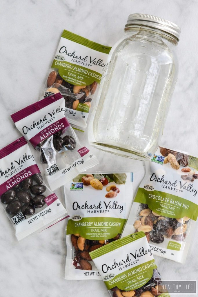 Orchard Valley Trail Mix Snack on the Go | ahealhtylifeforme.com