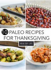 10 Paleo Recipes for Thanksgiving | ahealthylifeforme.com